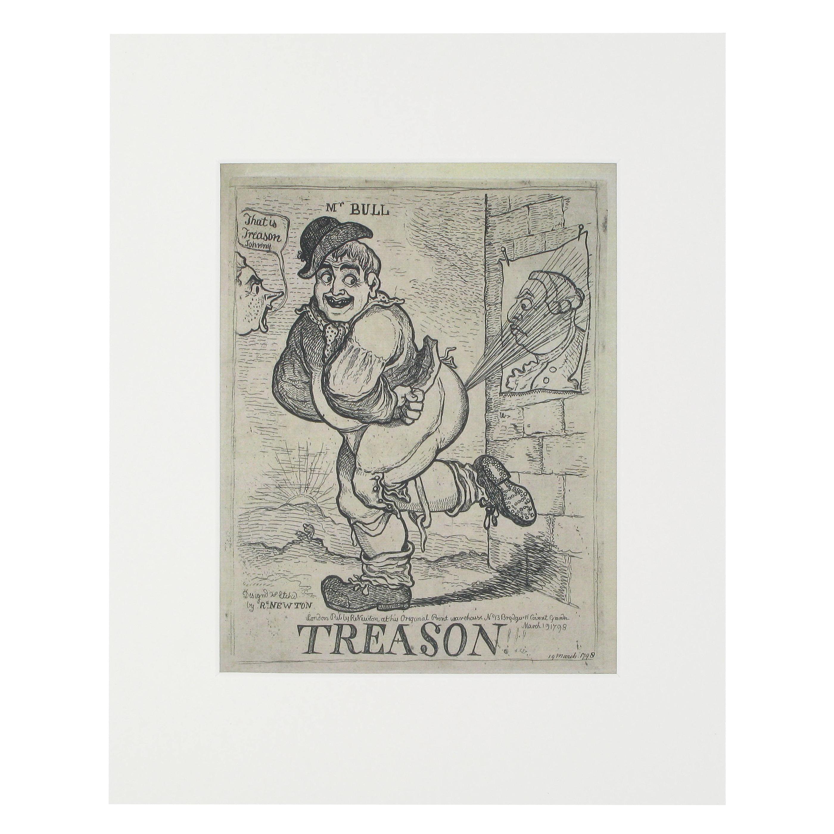 Treason print