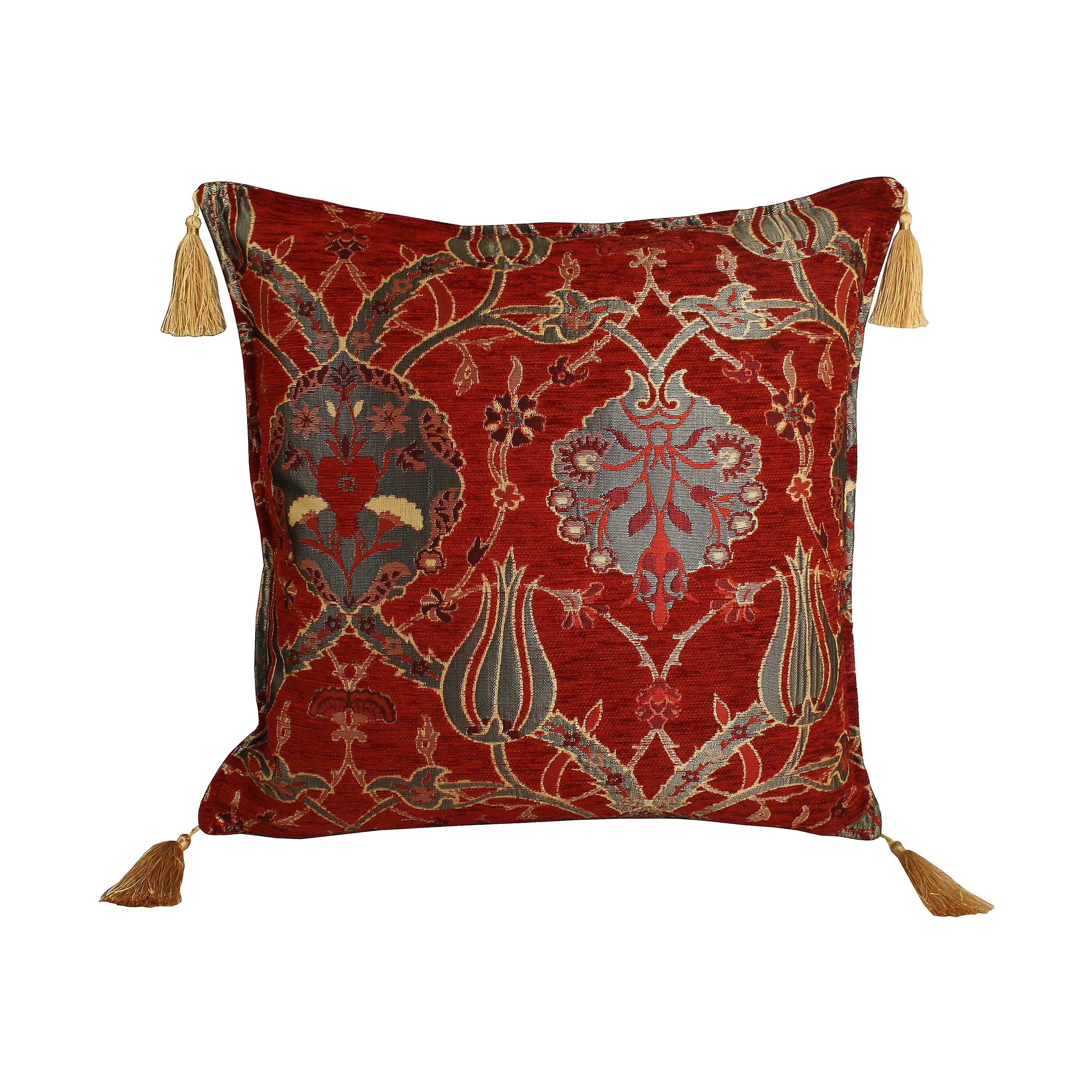 Turkish cushion (red)
