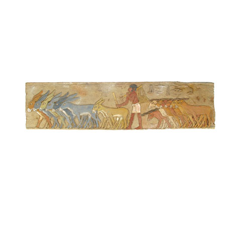 Urienptah relief