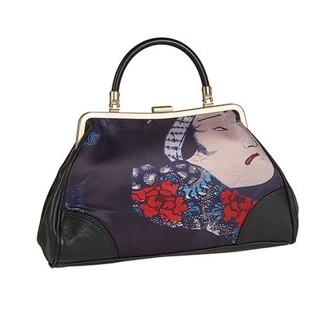 Edo portrait bag