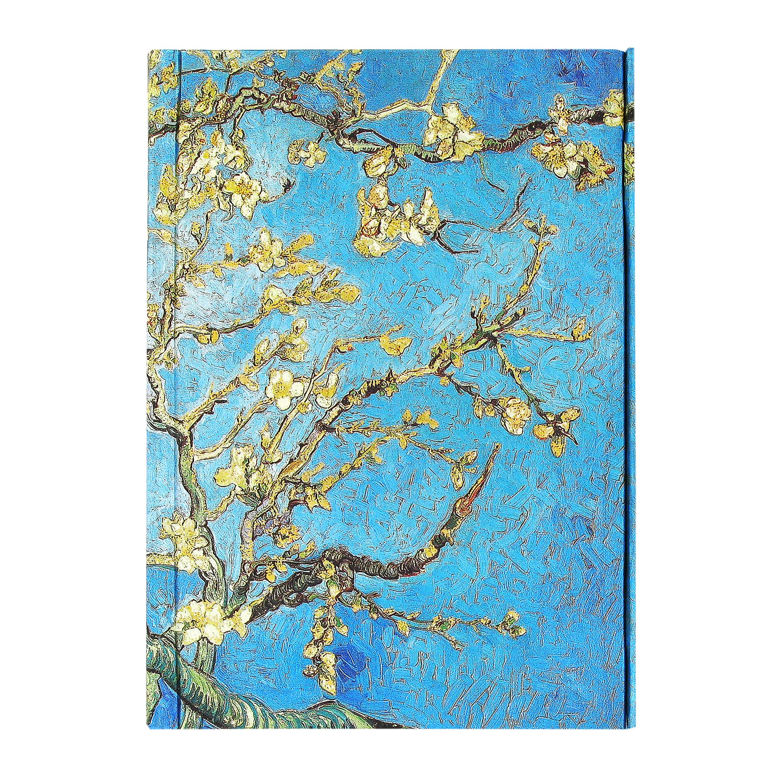 Van Gogh, Almond Blossom notebook