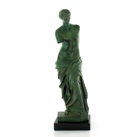 Venus de Milo bronze replica