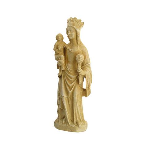 Virgin and child replica