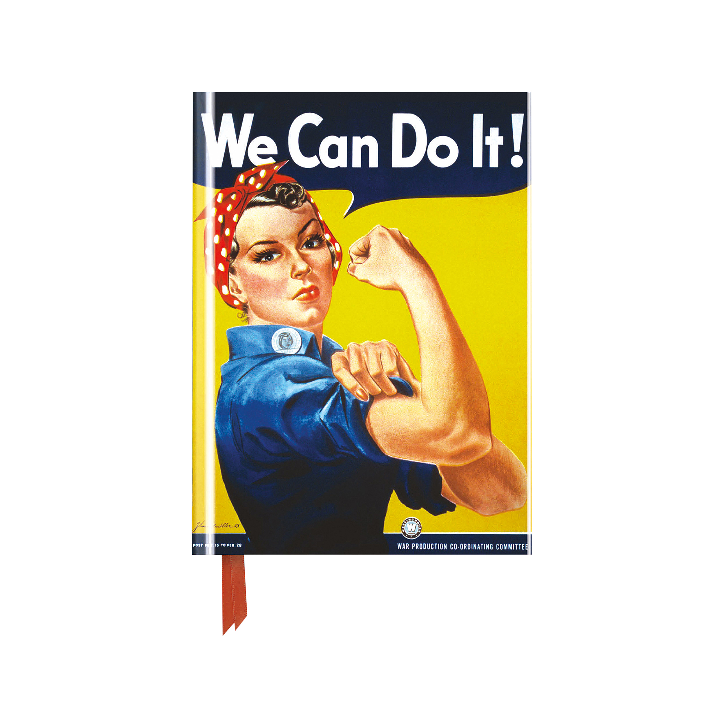 We can do it notebook