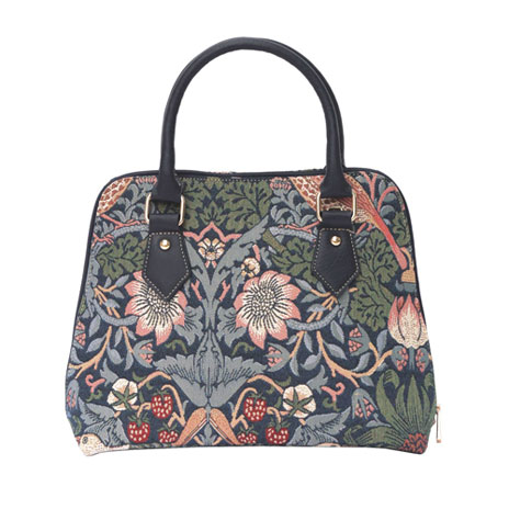 William Morris bag (blue)
