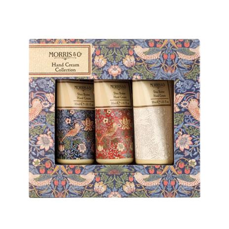 William Morris giftset (Hand creams)