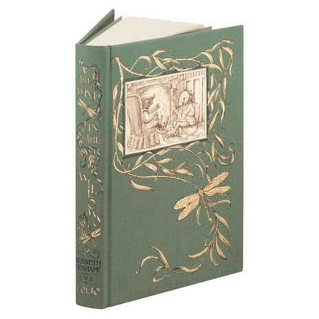 Folio Society: The Wind in the Willows