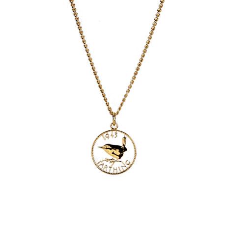Wren Farthing necklace