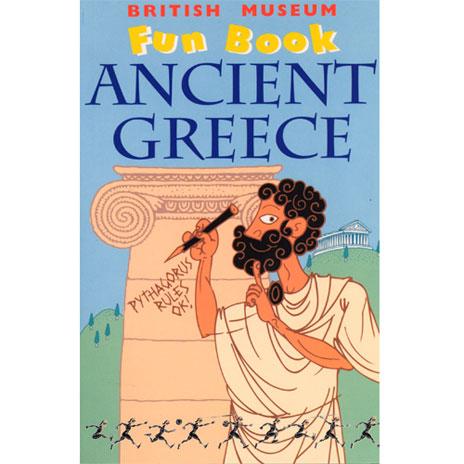 Ancient Greece Fun Book