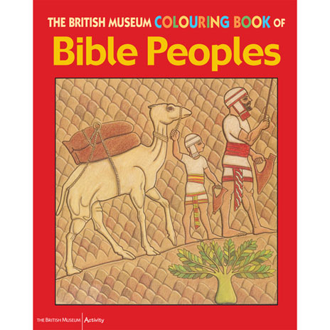 Bible Peoples Colouring Book
