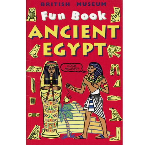 Fun Book Ancient Egypt