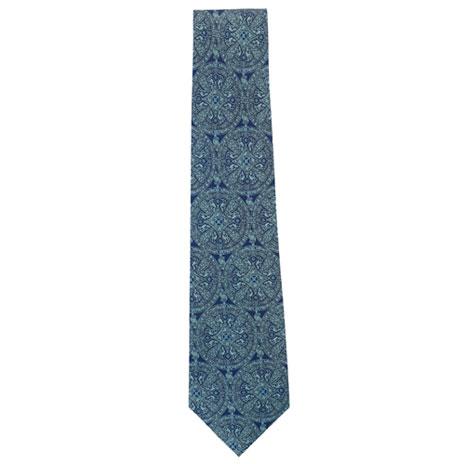 Anglo-Saxon silk tie