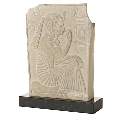 Ramesses II plaque