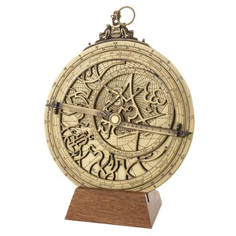 Rojas' Universal Astrolabe