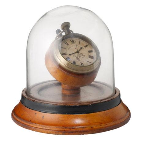 Victorian Dome clock