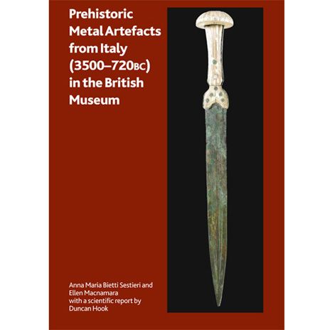 RP 159: Prehistoric Metal Artefacts from Italy (3700-720 BC)