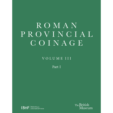 Roman Provincial Coinage III : Nerva, Trajan and Hadrian  (AD 96-138)