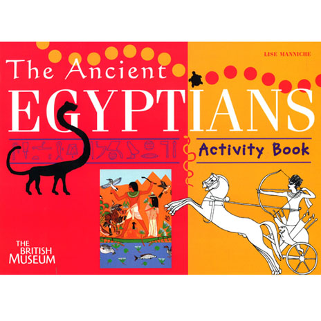 Ancient Egyptians Activity Book