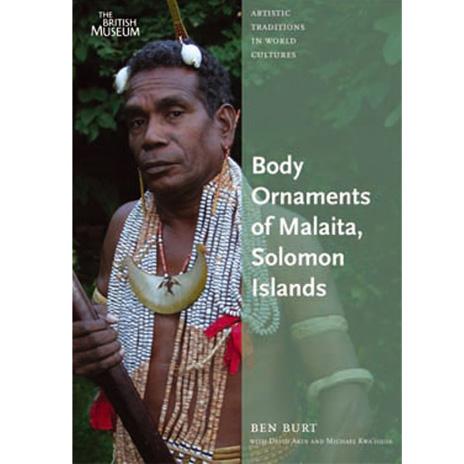 Body ornaments of Malaita