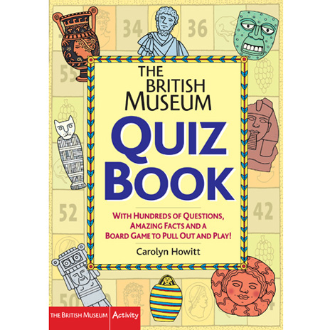 Quiz Book of the Ancient World