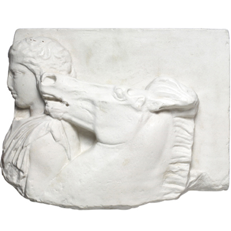 Parthenon Frieze fragment