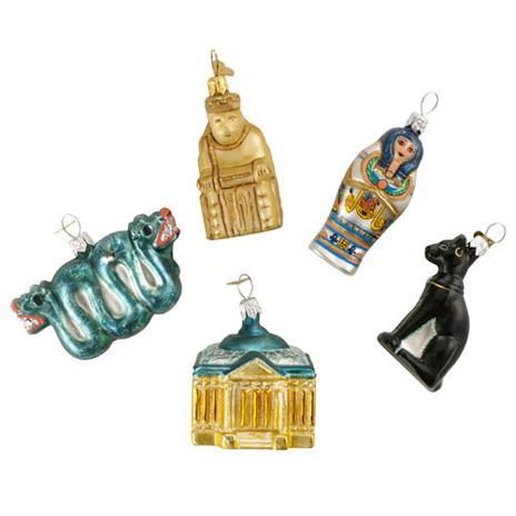 British Museum decorations