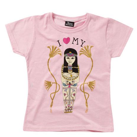 Children's I Love My Mummy t-shirt (3-4)