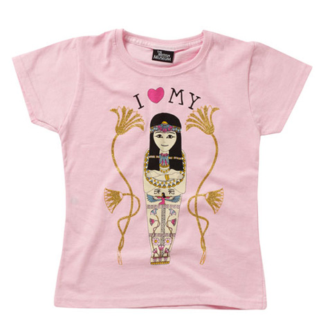 Children's I Love My Mummy t-shirt (3-4)