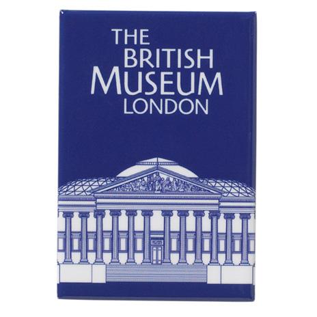 British Museum logo magnet