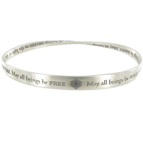 Buddhist Prayer Bracelet