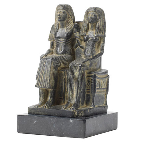 Seated Couple replica