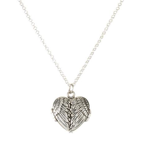 Angel Wings locket
