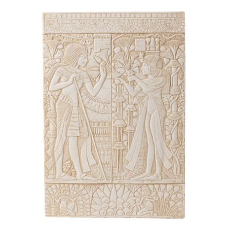 Tutankhamun plaque