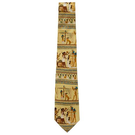 Book of the Dead tie