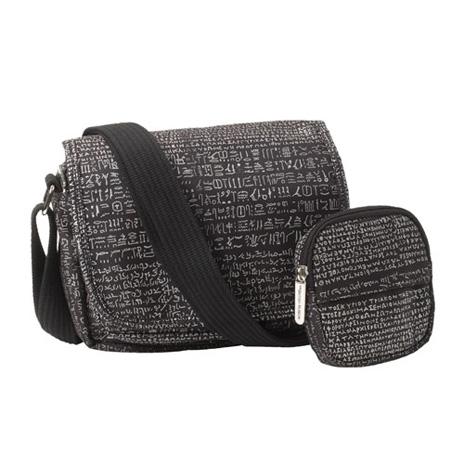 Rosetta Stone small shoulder bag