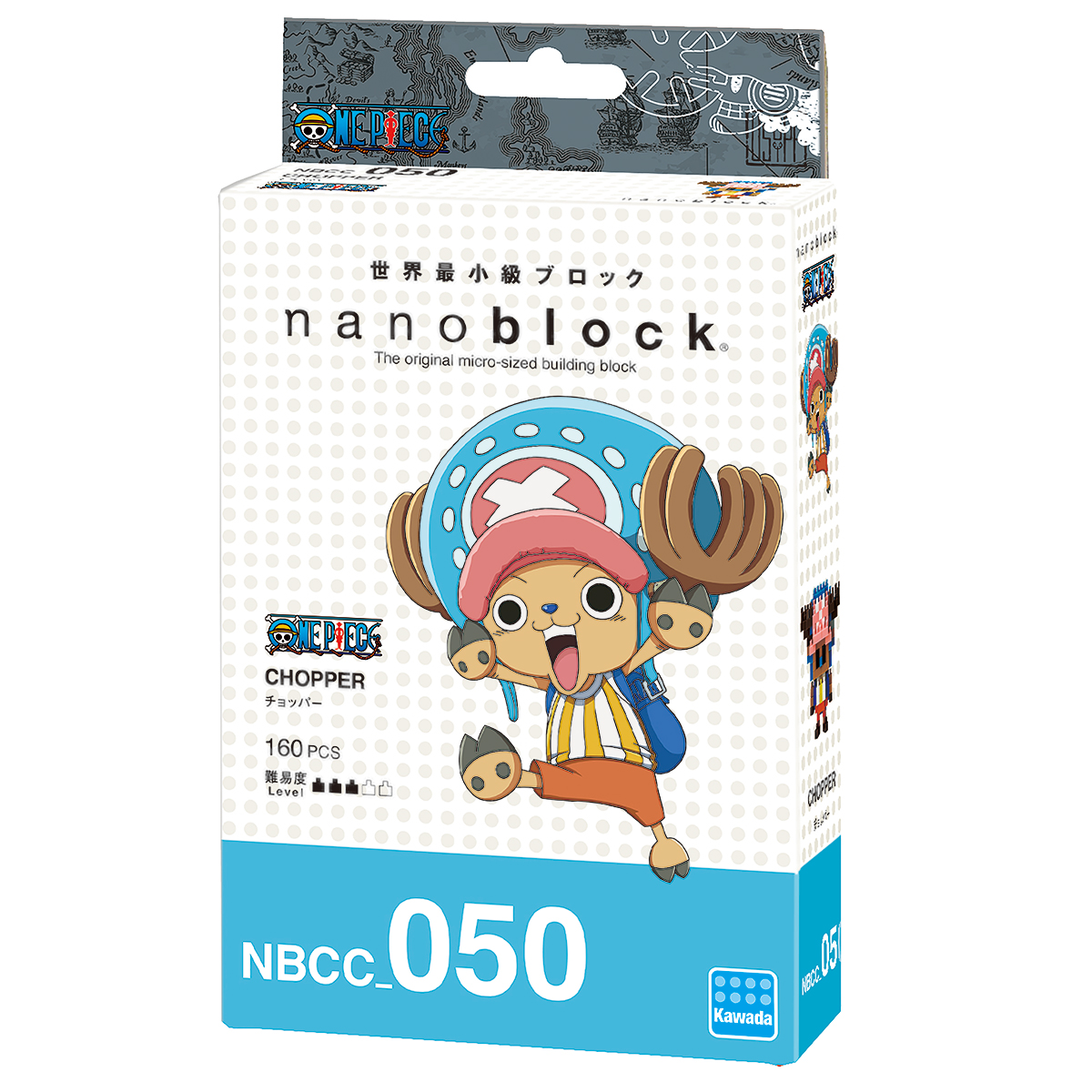 Tony Tony Chopper nanoblock