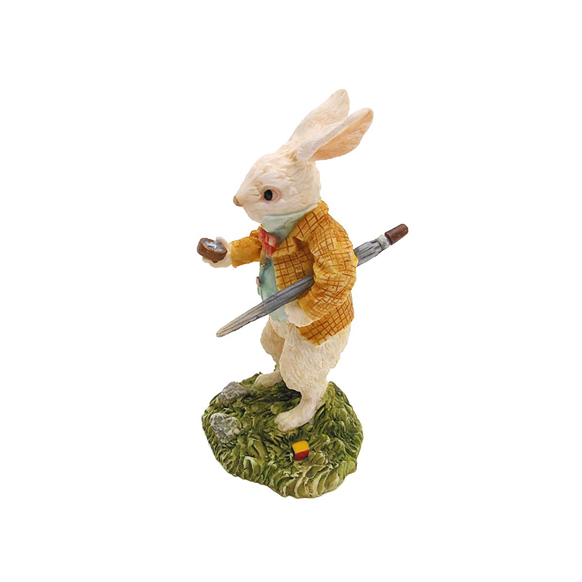 White Rabbit figurine