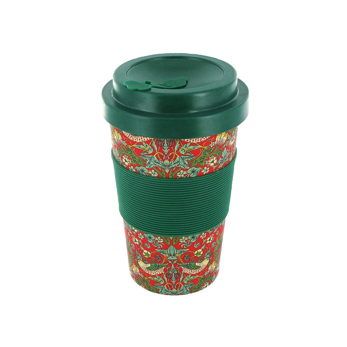 William Morris travel cup