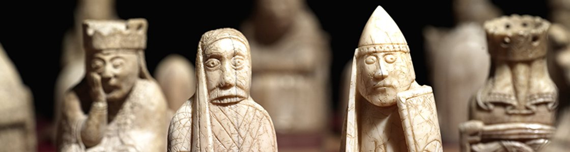 Inspired by the Lewis chessmen